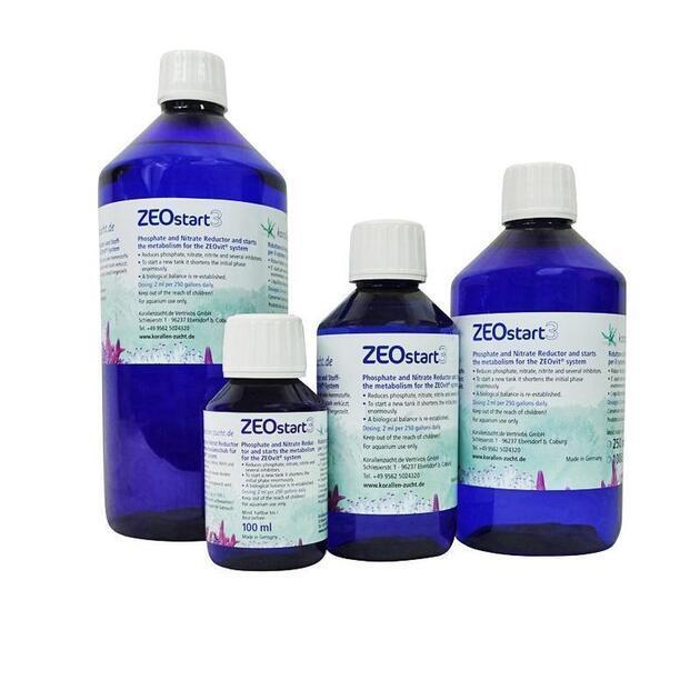 Korallenzucht ZEOstart 3 250 ml