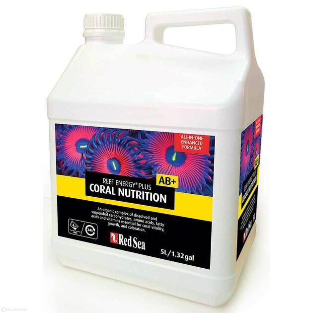 Red Sea Reef Energy plus AB+ 5000 ml coral nutrition