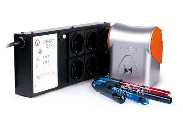 Apex 16 WiFi - základní jednotka, EB6 zásuvky + 4 sondy (set)