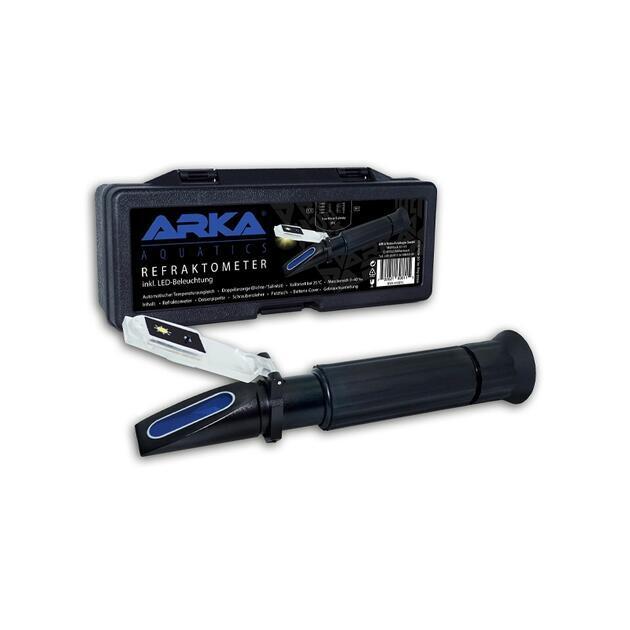 Arka Refraktometr Reef & Marine ATC - 1