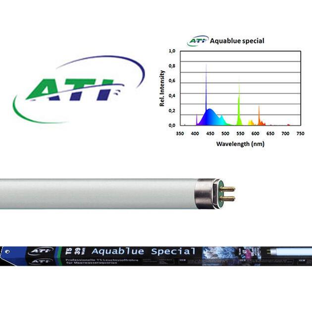 Zářivka T5 - ATI AQUABLUE special 80W ( 1449mm ) - 1