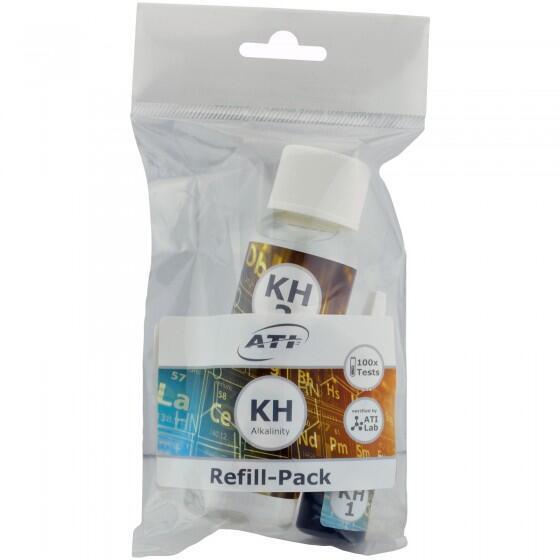 KH/alk test ATI refill pack
