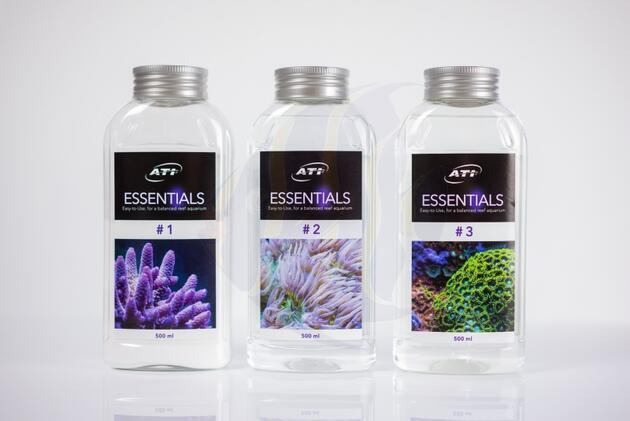 ATI Esentials 3 x 500 ml
