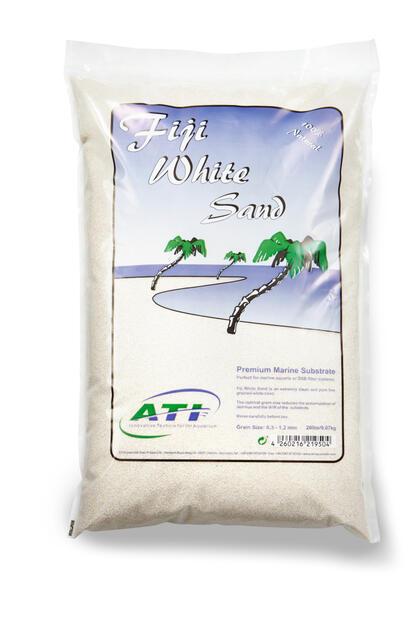 ATI Fiji White sand 0,3-1,2 mm 9,07 kg