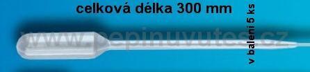 Coral feeder pipeta 30 cm (10 ml)