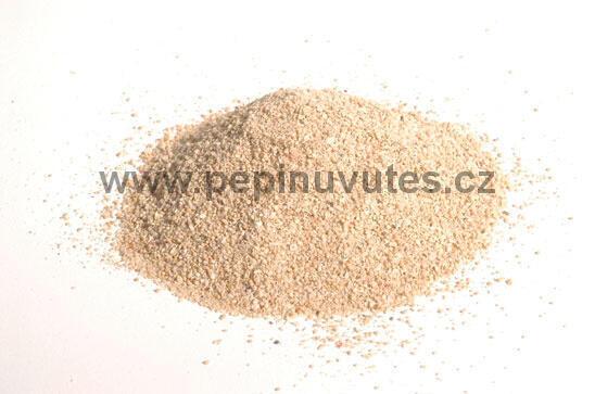 Korálový písek jemný 0,5 - 1 mm 1 kg