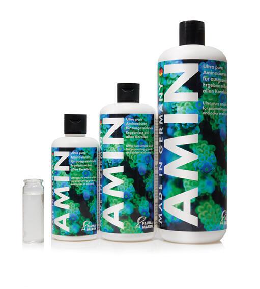 Fauna Marin Amin 250 ml - Ultra čisté aminokyseliny pro korálnatce