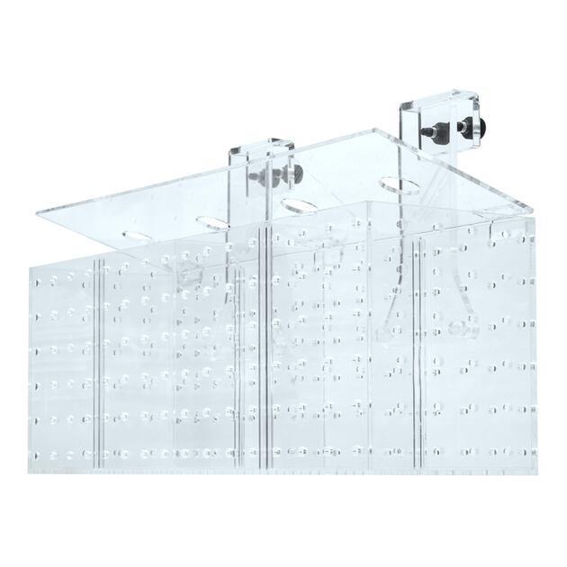 Aklimatizační box akrylátový 2 komory