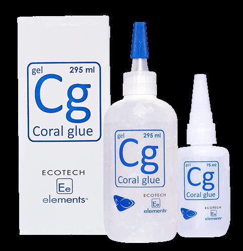 Lepidlo EcoTech Elements Coral Glue 30 ml