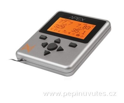 ADM - Apex Display Modul - příslušenství (stříbrný/oranžový LCD)