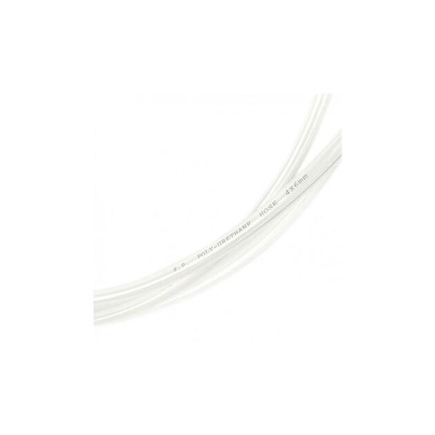 Hadička PU 4/6 mm transparentní 1 metr