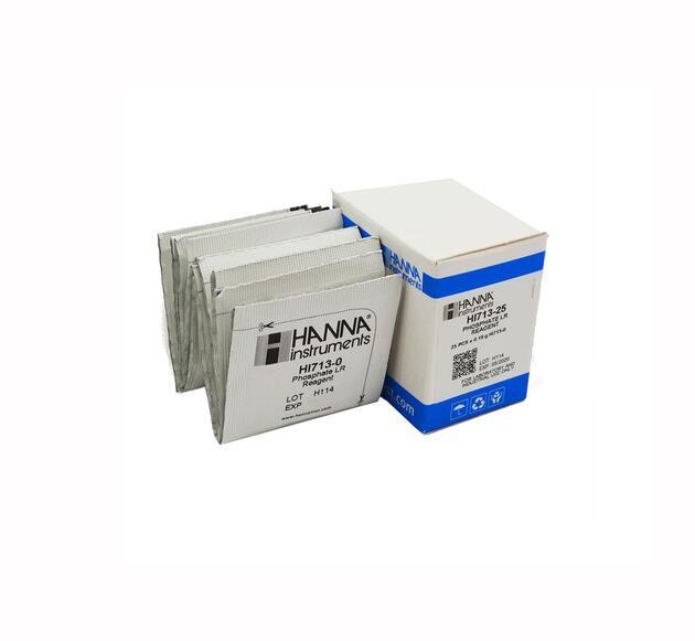 HI 713 -25 Reagence pro stanovení fosfátů, 25 testů