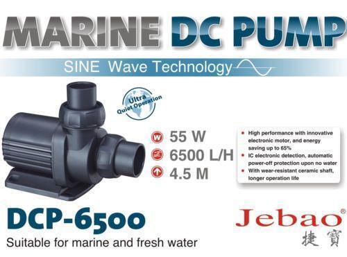 Čerpadlo Jebao DCP 6500 - 1