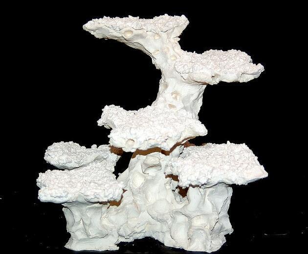 Keramický útes pilíř M vlevo nahoru - 1