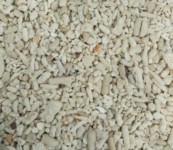 Korálový písek 10 - 15 mm 1 kg