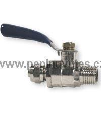 Kulový ventil pro připojení hadičky Reverzní osmoza - 1