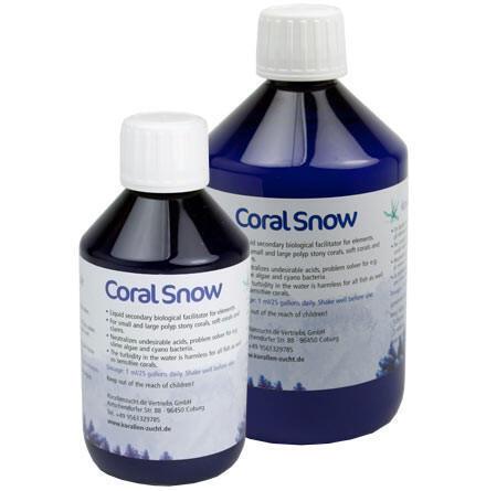 Korallenzucht Coral Snow 500 ml
