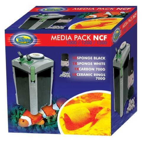 Filtrační sada pro filtry NCF 1000/1200/1500 - 1