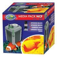 Filtrační sada pro filtry NCF 600/800 - 1/2