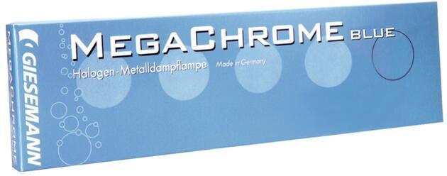 MEGACHROME blue E40 21.000 K 400 W