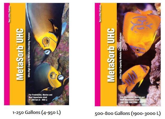 MetaSorb UHC - absorbuje těžké kovy, do 3000 L