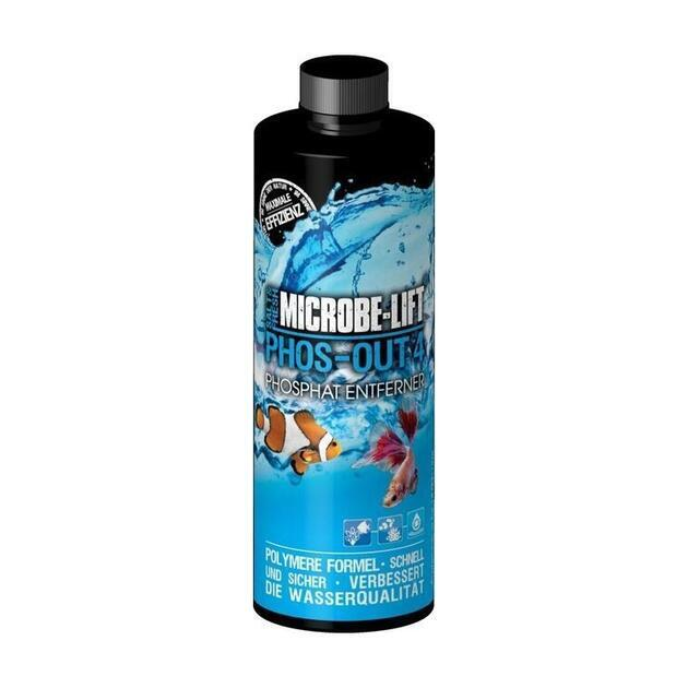 Microbe-Lift PHOS-OUT 4 phosphate remover 473 ml