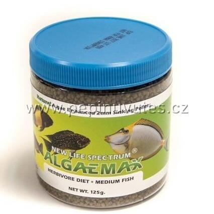 New Life SPECTRUM Algae MAX 2 mm 125 g