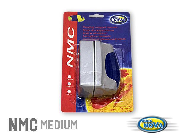 Magnetická plovoucí stěrka na akvária sklo do 10 mm - 1