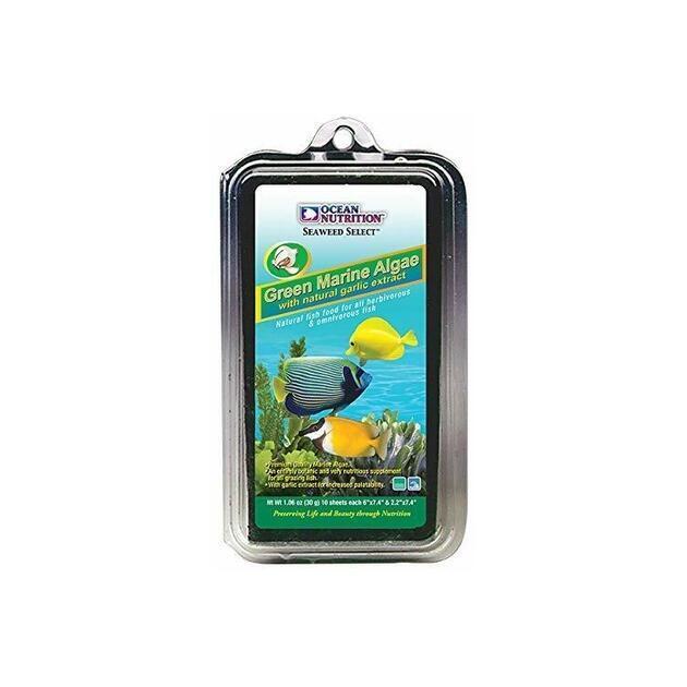 Ocean Nutrition Green Marine Algae 30 g s česnekem