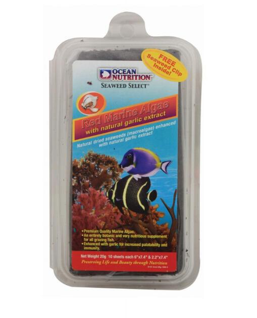 Ocean Nutrition Red Marine Algae 20 g s česnekem