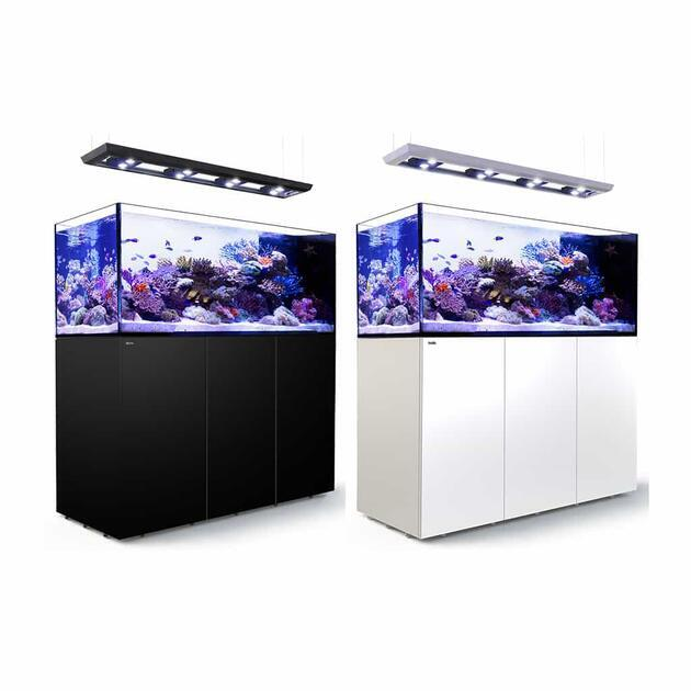 Red Sea Reefer Peninsula 650 bílá Deluxe 4 x LED Hydra 26 HD