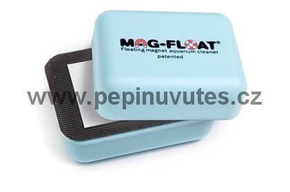 Plovoucí magnetická stěrka Mag-float na skla akvária - 1