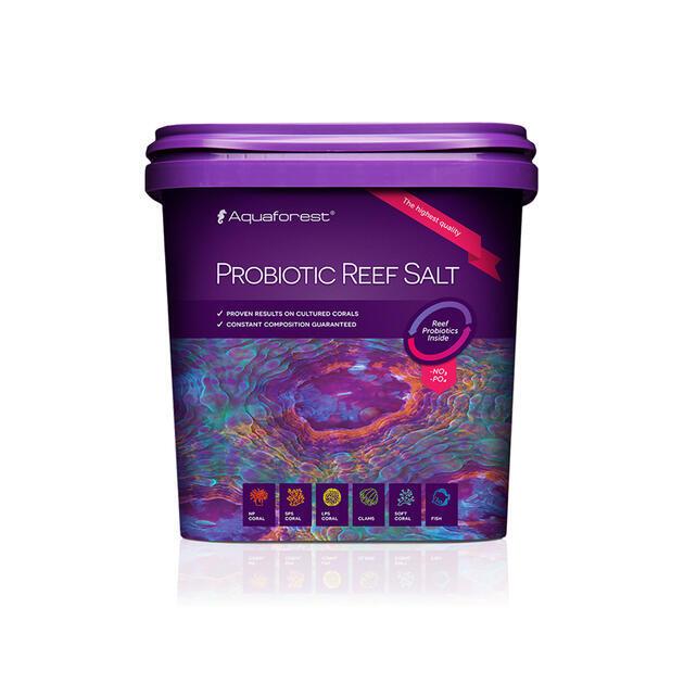 Aquaforest Probiotic Reef Salt 5 kg