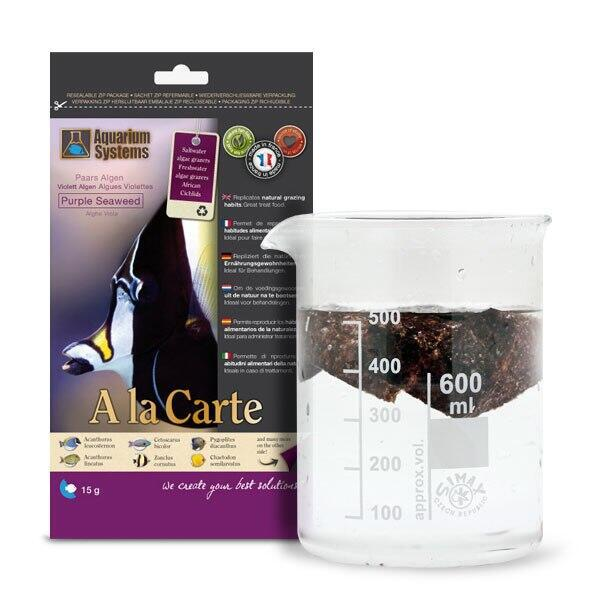 Aquarium Systems A La Carte Purple Seaweed 15 g