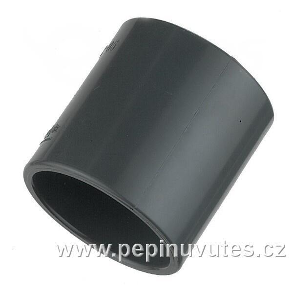 PVC-U spojka 20 mm