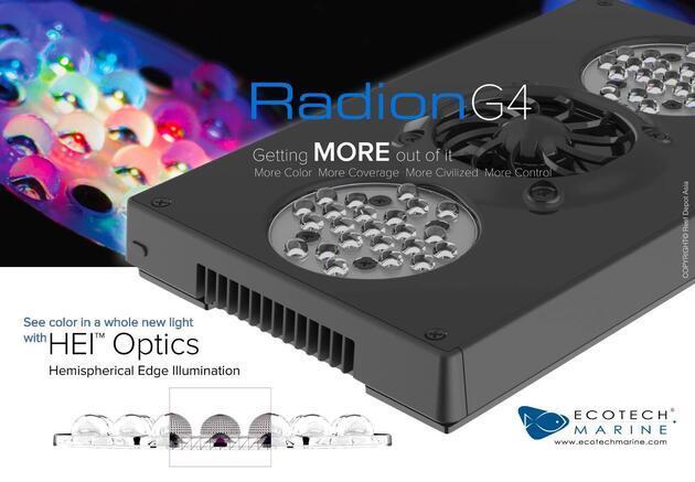 LED svítidlo Ecotech Radion G4 XR30w PRO