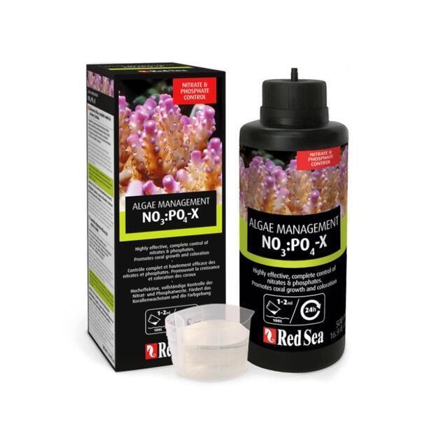 Red Sea Algae Management NO3 : PO4 -X 100 ml