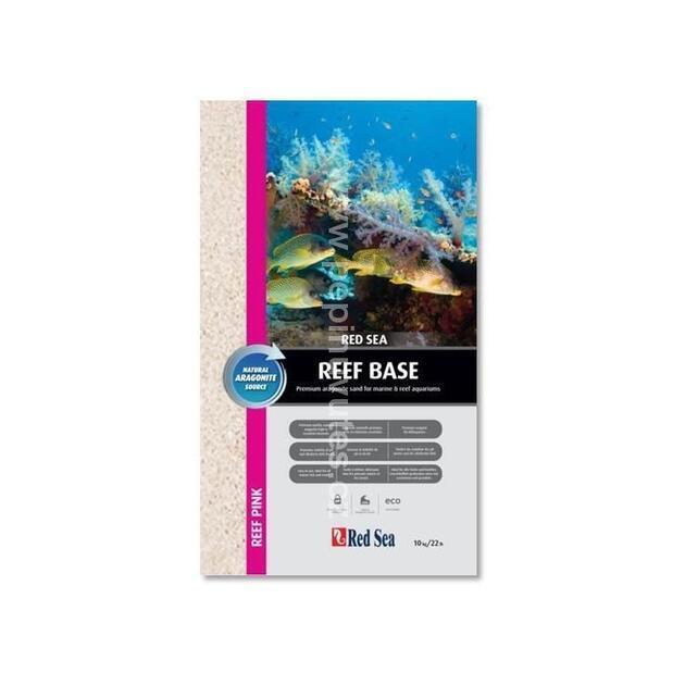 Red Sea Dry Reef Base - Reef Pink 0,5-1 mm 10 kg - 1