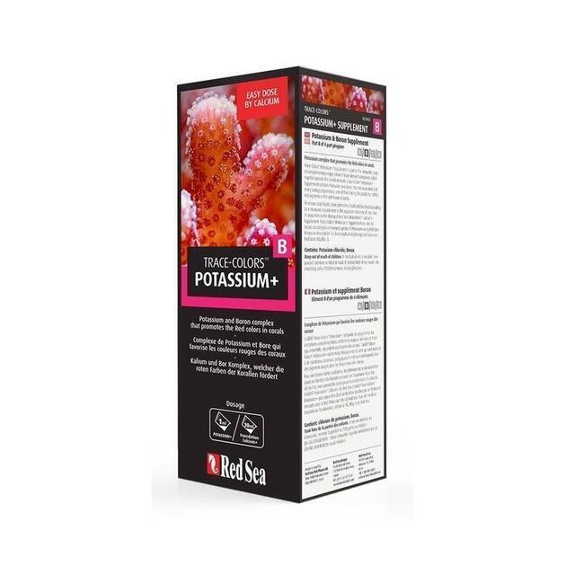 Red Sea Trace-Colors B Potassium+ 500 ml