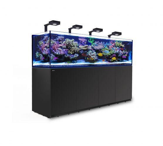 Red Sea Reefer XXL Deluxe 900 černá 4 x ReefLED90 - 1