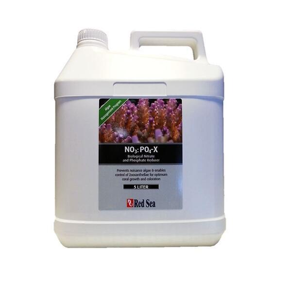 Red Sea N:P-X Biological Nitrate and Phosphate reducing 5000 ml