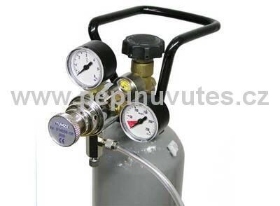 Redukční ventil s jehlovým ventilem TUNZE 7077/3