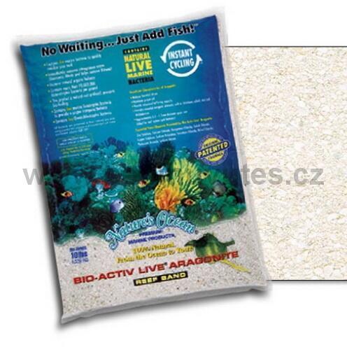 Natures Ocean Live Sand 9,07 kg