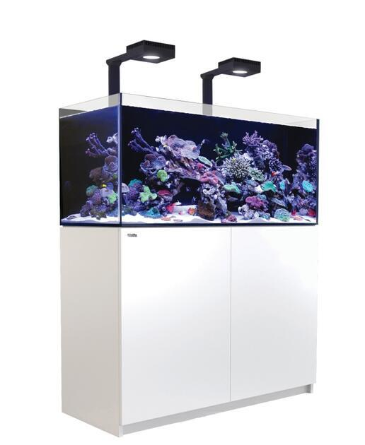 Red Sea Reefer Deluxe XL 425 bílá 2 x ReefLED 90 - 1
