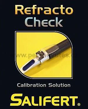 Referenční roztok pro kalibraci refraktometru 15 ml