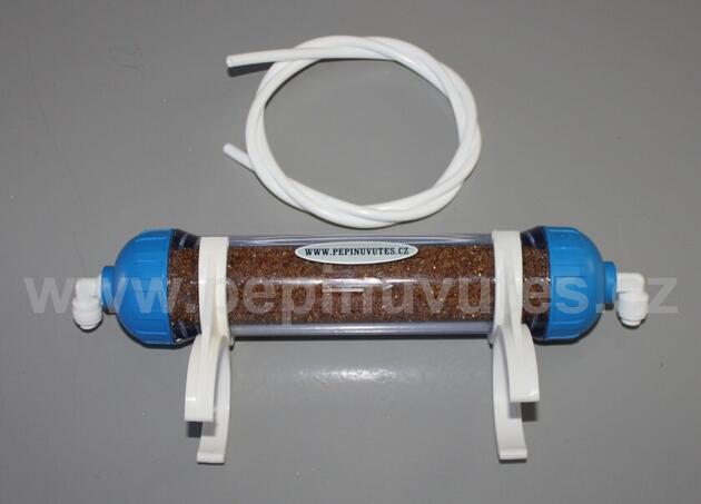 RO/DI in-line filtr set včetně náplně za revezní osmozu
