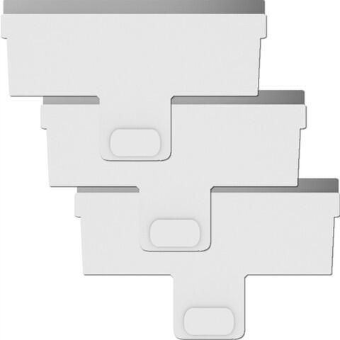 Aquablade M náhradní žiletka nerez 3 ks