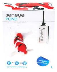 SENEYE POND - monitorovací systém pro jezírka - 1