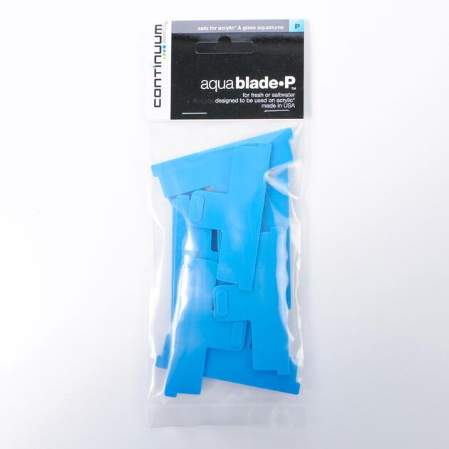 Aquablade P náhradní čepel na akrylátová akvária 10 ks
