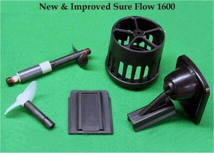 Sure Flow 1600 Maxi Jet kit - 1